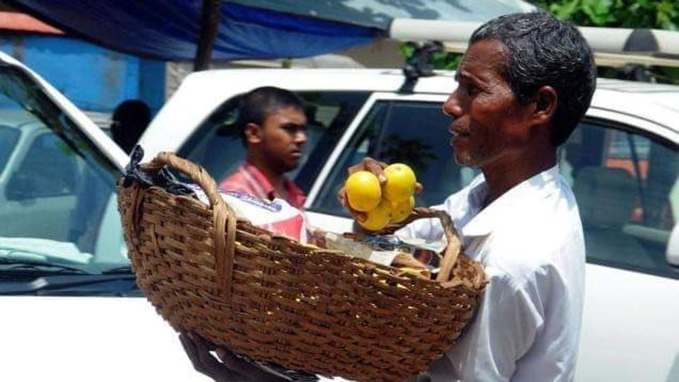 Padma Shri Award Orange Seller Harekala Hajabba