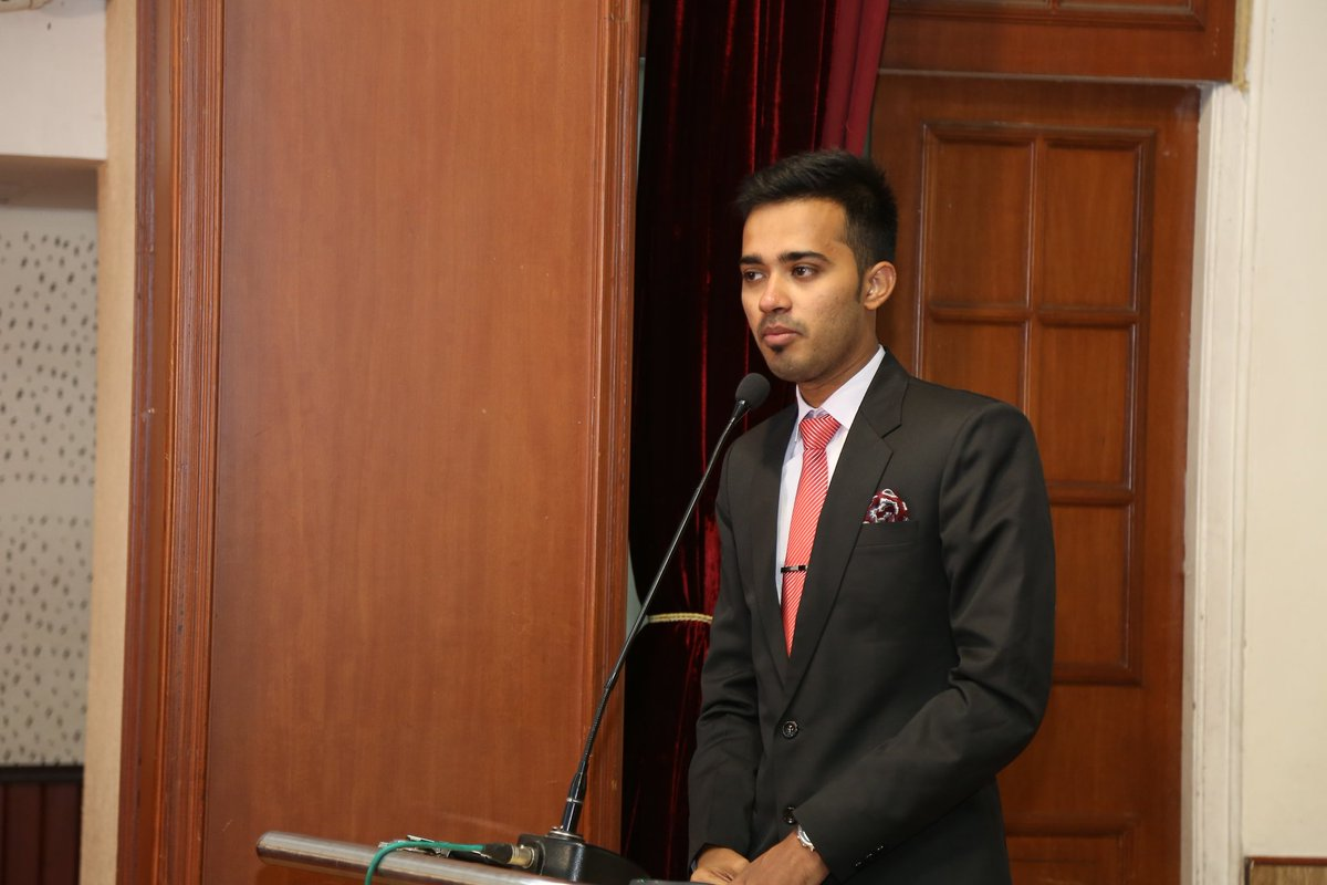 The Youngest IPS Officer-22 Year Old – Safin Hasan