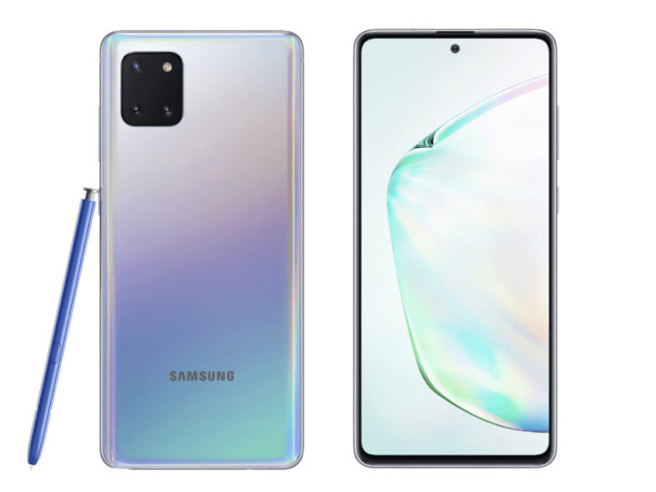 NOTE 10 LITE SAMSUNG-GALAXY PRICE IN INDIA