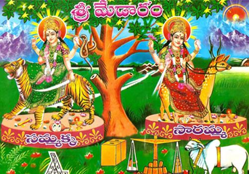 Sammakka Sarakka Jatara