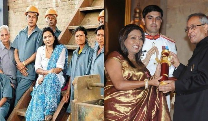 Kalpana Saroj Life Story