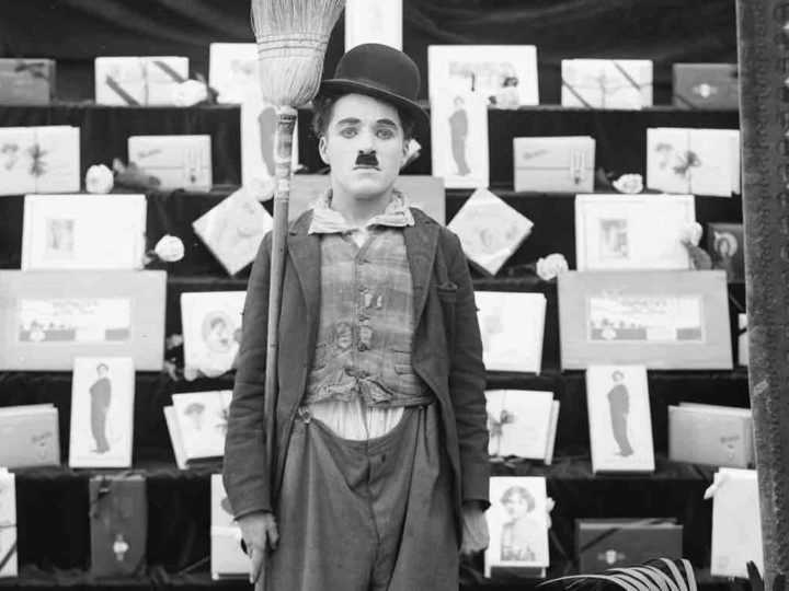 About Charlie Chaplin