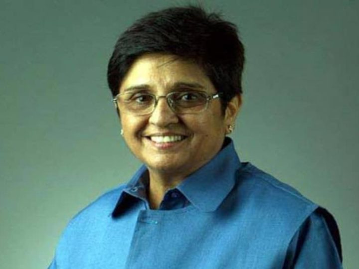 Kiran Bedi Biography In Telugu